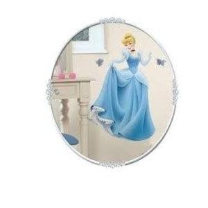 Disney Princess Disney Princess Muursticker XL Cinderella - Roommates