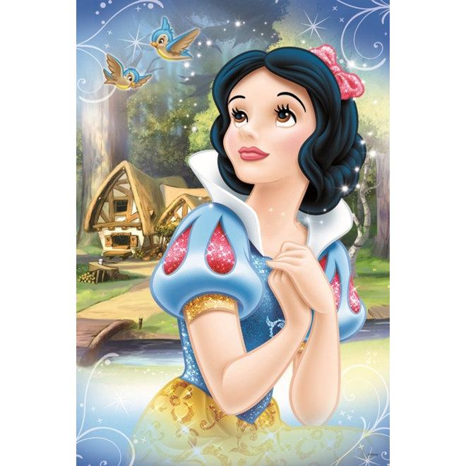 Disney Princess Sneeuwwitje Puzzel - 24 Maxi stukjes - Trefl