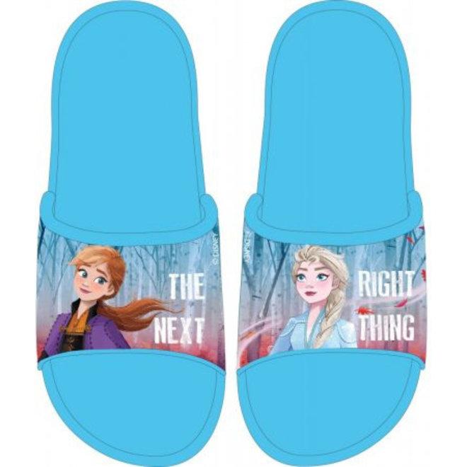 Disney Frozen2 Badslippers - Blauw