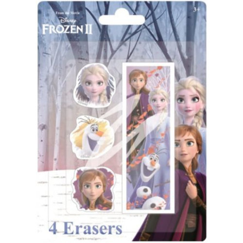 Frozen Disney Frozen Gummen - Set van 4