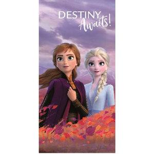 Frozen Disney Frozen2 Badlaken / Strandlaken - Destiny