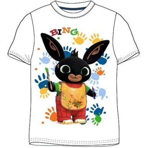 Bing Konijn Bing Konijn T-shirt - Wit