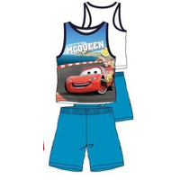 Disney Cars Shortama - Blauw