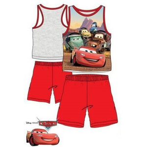 Cars Disney Cars Shortama - Rood