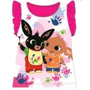Bing Konijn Bing Konijn Shirt / Singlet - Fuchsia Roze