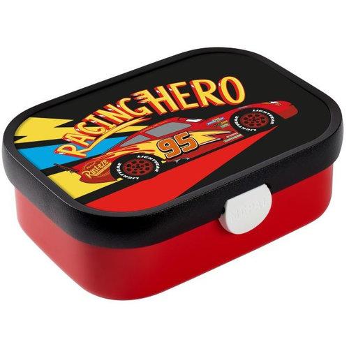 Cars Disney Cars McQueen Lunchset: Broodtrommel met Pop-up Beker - Mepal