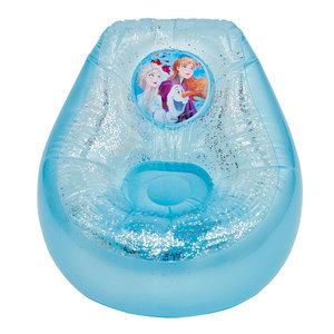 Frozen Disney Frozen Opblaasbare Zitzak Glitter - WorldsApart