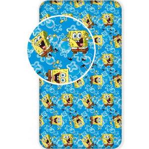 Spongebob SpongeBob Hoeslaken 90x200 cm