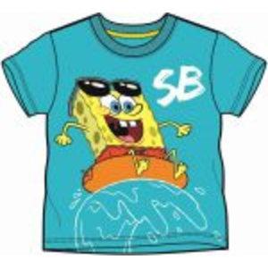 Spongebob SpongeBob T-Shirt - Zeeblauw