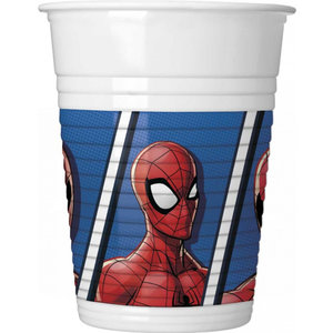 Spiderman Spiderman Bekertjes - Team Up