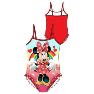 Minnie Mouse Minnie Mouse Zwempak / Badpak - Rood