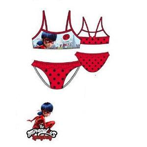 Miraculous Ladybug Miraculous Ladybug Bikini - Rood