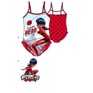 Miraculous Ladybug Miraculous Ladybug Zwempak / Badpak Hero - Rood