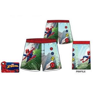 Spiderman Spiderman Zwemshort - Rode Band
