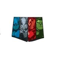 Avengers Zwembroek - Zwarte Achterkant