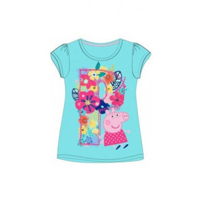 Peppa Pig Peppa Pig T-shirt - Blauw