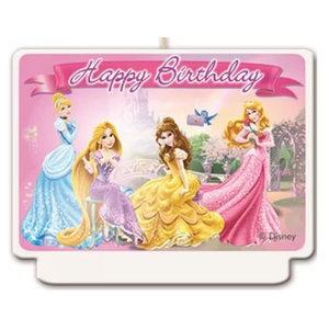 Disney Princess Disney Princess Verjaardagstaart Kaars