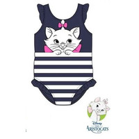 Marie Cat Zwempak / Badpak - Blauw - Disney Baby