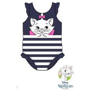 Marie Cat Marie Cat Zwempak / Badpak - Blauw - Disney Baby