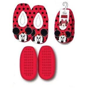 Minnie Mouse Minnie Mouse Pantoffel Slofjes - Rood