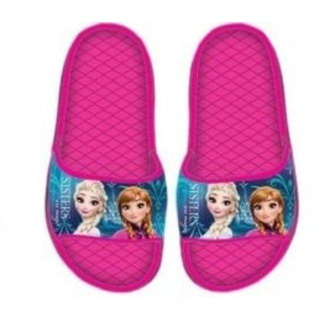 Disney Frozen Badslippers - Roze