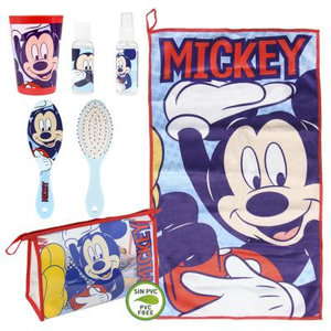 Mickey Mouse Mickey Mouse Toilettas Gevuld - 6 Delig