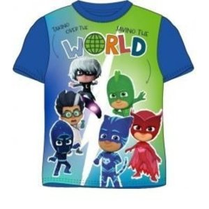PJ Mask PJ Masks T-shirt - Blauw