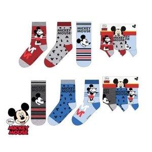Mickey Mouse Mickey Mouse Sokken - 3 paar
