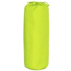 Hoeslaken 70 x 140 cm - Taftan - lime groen