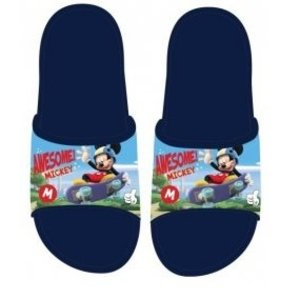 Mickey Mouse Mickey Mouse Badslippers - Blauw