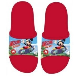 Mickey Mouse Mickey Mouse Badslippers - Rood