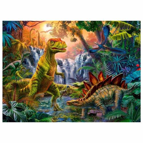 Dinosaurus Dinosaurus Puzzel - 100 stukjes - Ravensburger