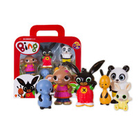 Bing Konijn Speelfiguren in Koffer