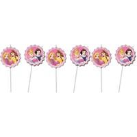 6 Disney Princess Rietjes