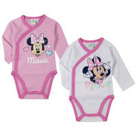 Minnie Mouse Rompertje Lange Mouw - Disney Baby