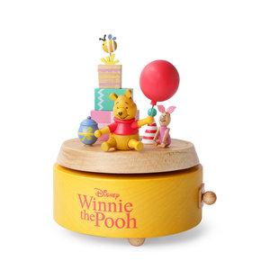 Winnie de Poeh Winnie de Poeh Muziekdoosje / Speeldoosje - Disney