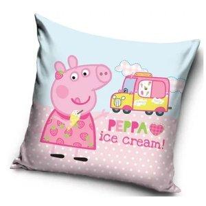 Peppa Pig Peppa Pig Kussen - Ice Cream