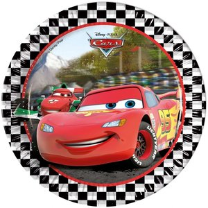 Cars 8 Disney Cars Bordjes - Formula