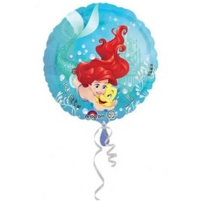 Disney Princess Disney Princess Ariël Folie Helium Ballon