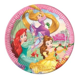 Disney Princess 8 Disney Princess Bordjes - 23 cm