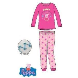 Peppa Pig Peppa Pig Fleece Pyjama - Roze/Roze