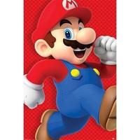 Super Mario Bros Run - Maxi Poster