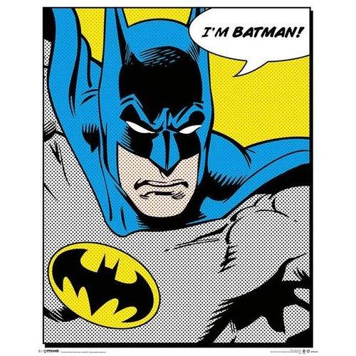 Batman & Superman Batman - Mini Poster