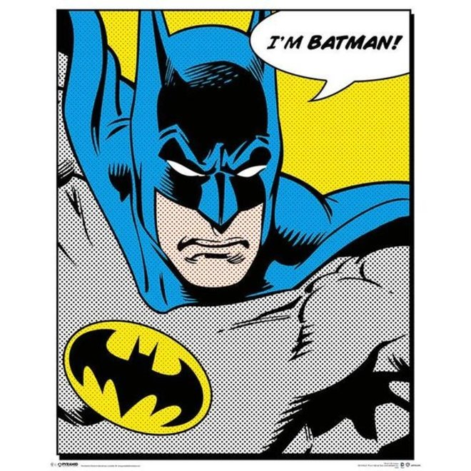 Batman - Mini Poster