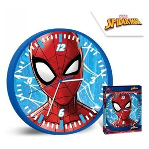 Spiderman Spiderman Wandklok - Marvel