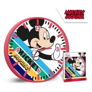 Mickey Mouse Mickey Mouse Wandklok - Disney