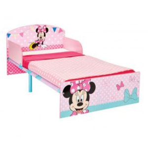 Minnie Mouse Minnie Mouse Peuterbed - WorldsApart