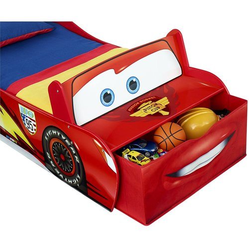 Cars Disney Cars McQueen Autobed - Worlds Apart