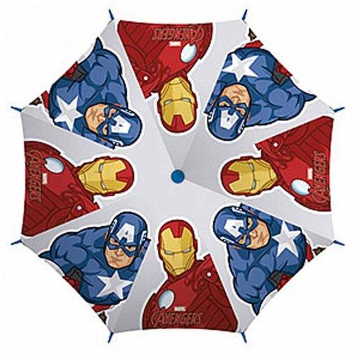 Avengers Avengers Paraplu - Blauw Handvat