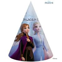 6 Disney Frozen Feesthoedjes - Frozen2
